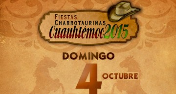 Este domingo, Entrada de la Música de Cuauhtémoc 2015