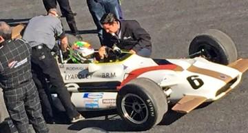 Reinauguran autódromo de los Hermanos Rodríguez