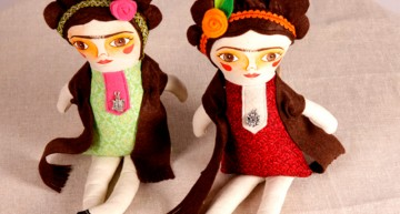 Diseña tu propia Frida llega a Colima