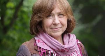 Escritora bielorrusa Svetlana Alexievich gana Nobel de Literatura 2015