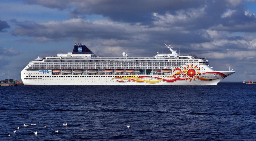 Crucero Norwegian llega a Manzanillo este 7 de octubre