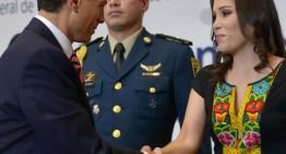 Transparencia y democracia, binomio indisoluble: Enrique Peña Nieto