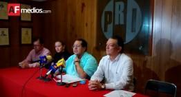 """""""Jorge Luis autor intelectual del delito de falsificación de lista nominal"""": PRI"""