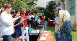 Realizan Feria de Países, en Ciencias Políticas