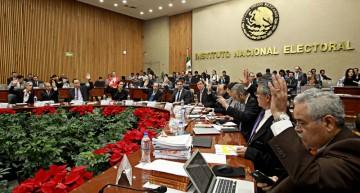Consejo General de INE crea Comisión Temporal para coordinar debate de candidatos en Colima
