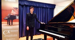 Saúl Ibarra gana Concurso Nacional de Piano