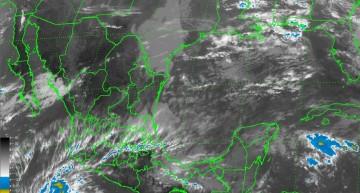 Tormenta tropical Sandra dejaría lluvias en el occidente y sur del país: SMN