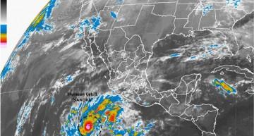 'Sandra' es huracán categoría 1; se pronostica potencial de lluvias para Colima y altas temperaturas