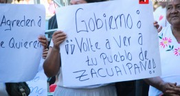 CIDH intervendría en Caso Zacualpan
