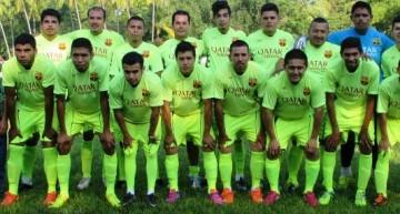 Barcelona golea 5-2 a Guásimas para regresar al liderato de Primera Fuerza