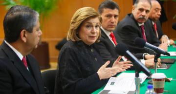 Procuradora General reconoce en Puebla que el crimen organizado se ha modernizado