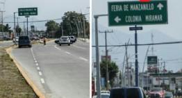 Ayuntamiento confunde nombres de colonias en letreros