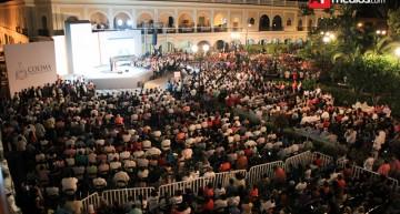 Cero tolerancia a la corrupción, recuperaremos la seguridad y no más dispendio de recursos : Ignacio Peralta