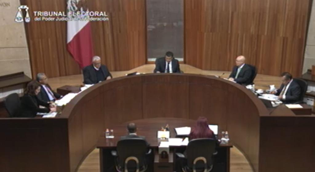Tribunal electoral del poder judicial de la federacion5
