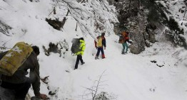Francia rescata a siete espeleólogos españoles