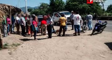 Asesinan a uno y otro queda herido en El Colomo, Manzanillo