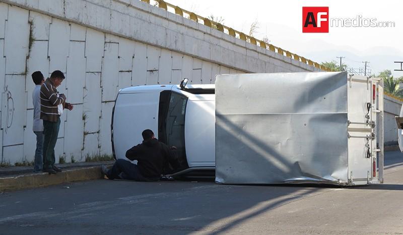 Accidente en libramiento Ejército Méxicano