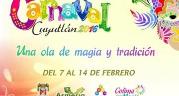 Carnaval de Cuyutlán 2016, inicia este domingo por la noche