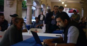 Alcalde de Cuauhtémoc brinda atención directa en 'Miércoles Ciudadano'
