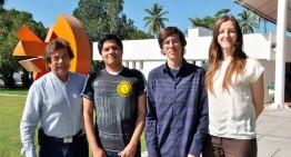 Estudiantes de Música en la U de Colima ganan primer y segundo lugar en concurso nacional