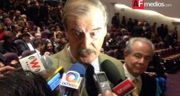 Violencia aumentó en un 300% con Felipe Calderón: Vicente Fox