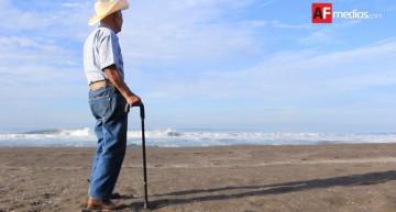 Rafael Pinto, testimoniodel hombre que sobrevivió a la 'Ola Verde'