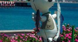 El Snoopy, la figura incomprendida y olvidada del centro de Manzanillo