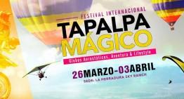 Del 26 de marzo al 3 de abril, Festival Internacional Tapalpa Mágico
