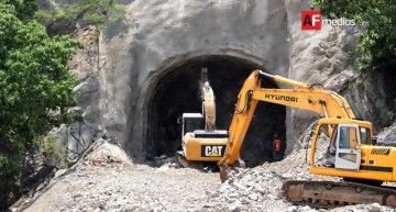 En primer semestre de 2016, túnel ferroviario debe presentar avances: Virgilio