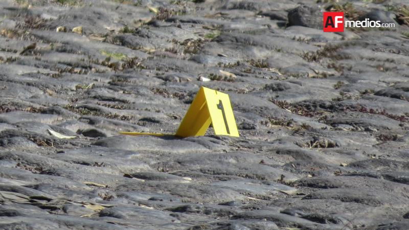 Disparan en contra de hombre en La Albarrada, tercero en 48 hrs