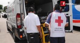 Cruz Roja hace llamado para que se respete integridad física paramédicos