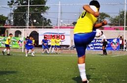 Con participación de escuelas de siete municipios mañana inicia Futbolito Bimbo