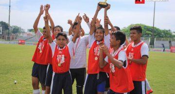 José Vasconcelos y Técnica #4 ganadoras del Estatal de Copa Coca Cola
