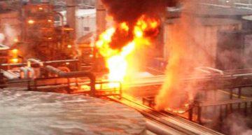 13 trabajadores fallecidos en accidente de PMV, en Coatzacoalcos