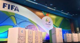 México compartirá Grupo C con Alemania en Juegos Olímpicos 2016