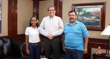 U de Colima apoya a estudiante y deportista paralímpica