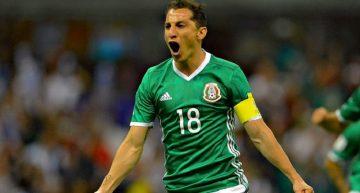 México derrotó 1-0 a Paraguay con gol de Andrés Guardado