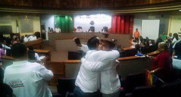 Congreso aprobó matrimonios igualitarios, sustituye a enlaces conyugales