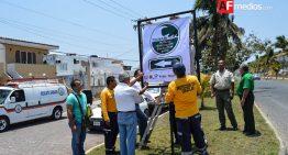 Costalegre renueva señalamientos de protección por Tsunami