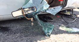 Colima sobre la media nacional en accidentes viales