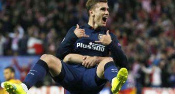Atlético de Madrid primer finalista de la UEFA Champions League