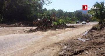Pobladores de El Naranjo demandan atención de autoridades en áreas que se inundan