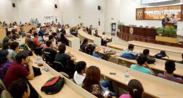 Con charlas, previene Policía Federal delitos como secuestros y extorsiones en estudiantes