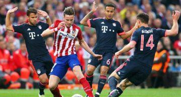 Semifinales de Champions y Europa League, Octavos de Libertadores esta semana