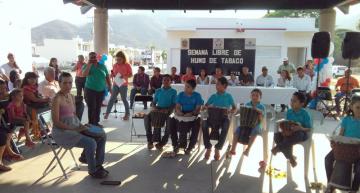 DIF Manzanillo concluye talleres de prevención en fraccionamiento Terraplena