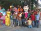Villa de Álvarez festeja a niños y madres con 'Festival de la Alegría'