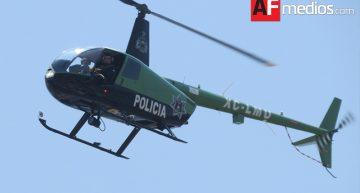 Gobierno venderá helicóptero, no es costeable el mantenimiento: Meiners