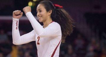 La voleibolista jalisciense Samantha Bricio jugará en Italia