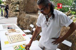 Este sábado inició Encuentro de Artesanos y Juegos Autóctonos en Colima