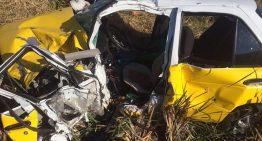 Dos personas pierden la vida tras choque en la carretera libre Autlán- Guadalajara